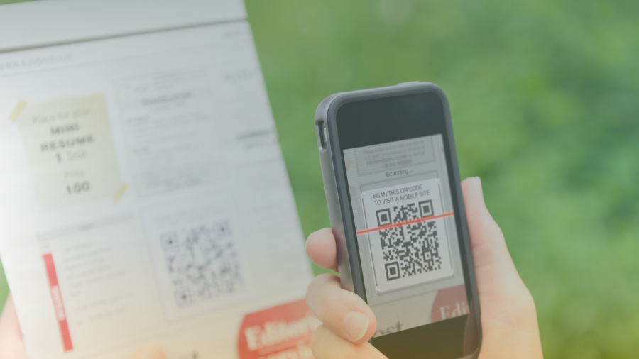Use QR Codes to make your print materials more engaging